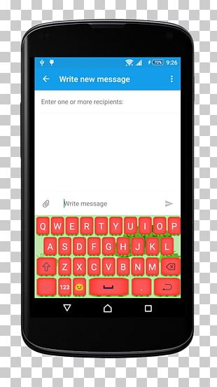 Feature Phone Smartphone Computer Keyboard Handheld Devices Emoji PNG