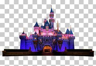 The Walt Disney Company Castle Animation PNG