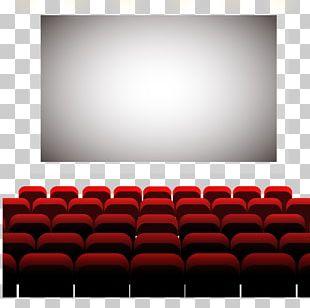 Cinema Auditorium Seat PNG