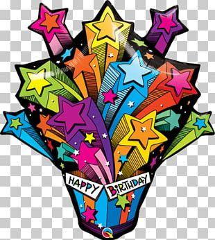 Gas Balloon Birthday Gift Hot Air Balloon PNG