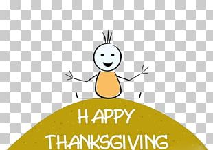 Thanksgiving Happiness Gratitude Greeting Card Love PNG