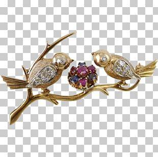 Earring Jewellery Brooch Clothing Accessories Gemstone PNG