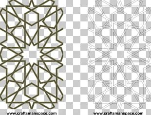 Moorish Architecture Islamic Geometric Patterns Ornament Pattern PNG