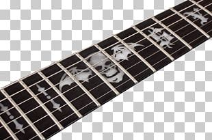 Electric Guitar Schecter Guitar Research Pickup Inlay PNG