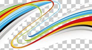 Curve Color Graphic Arts PNG