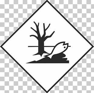 International Maritime Dangerous Goods Code Label Pollutant Placard PNG