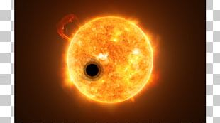 Exoplanet Hubble Space Telescope WASP-107b Science PNG