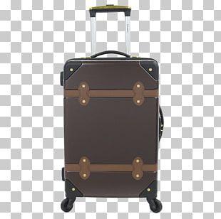 Baggage Suitcase Hand Luggage Samsonite Trolley PNG