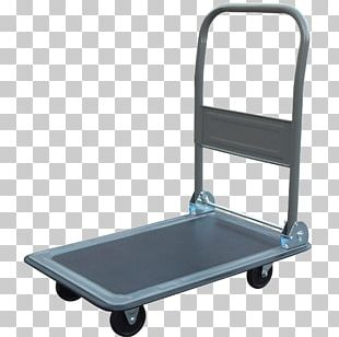 Hand Truck Tool Flatbed Trolley Handle Electric Platform Truck PNG