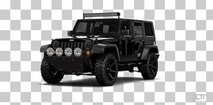 Jeep Wrangler Car Tire Sport Utility Vehicle PNG