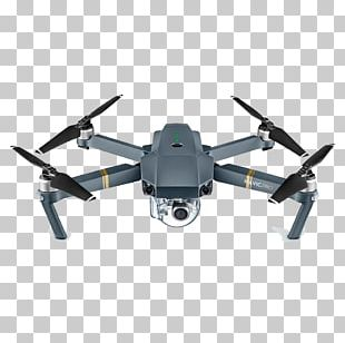 Mavic Pro DJI Unmanned Aerial Vehicle Quadcopter 4K Resolution PNG