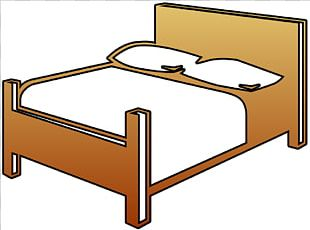 Bed Frame Bedroom PNG