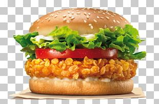Hamburger Whopper Crispy Fried Chicken Burger King Grilled Chicken Sandwiches Cheeseburger PNG