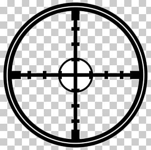 Reticle Telescopic Sight PNG