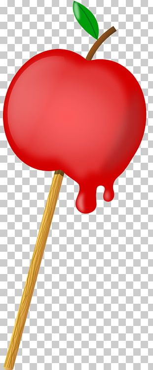 Candy Apple Caramel Apple Lollipop Praline PNG