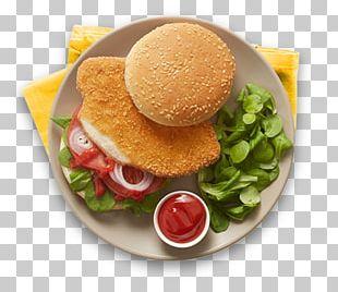 Cheeseburger Cotoletta Breakfast Sandwich Hamburger Cordon Bleu PNG