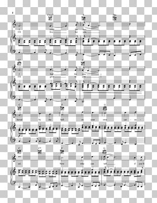 Chord Piano Siempre Sheet Music Il Divo PNG
