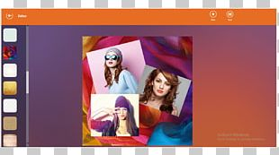 Collage Graphic Design Paper Video PNG