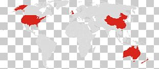 United States Southeast Asia Treaty Organization World Map PNG