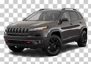 2018 Jeep Cherokee Latitude Jeep Grand Cherokee Car Sport Utility Vehicle PNG