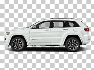 2018 Jeep Grand Cherokee Overland Chrysler Sport Utility Vehicle Dodge PNG
