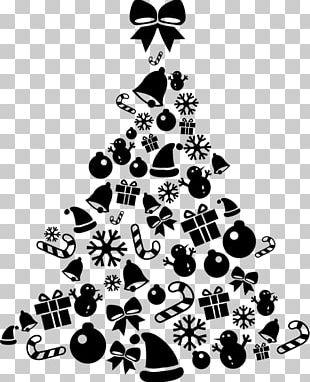 Christmas Tree Decorative Arts Phonograph Record PNG