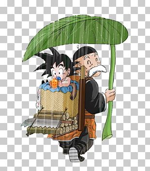 Grandpa Son Gohan Goku Vegeta Trunks PNG