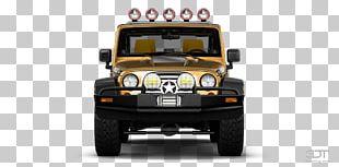 Jeep Wrangler Car Toyota Land Cruiser Prado Off-roading PNG