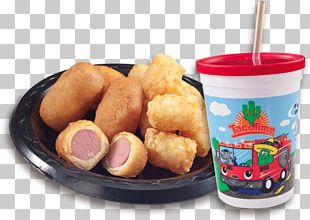 Chicken Nugget Hot Dog Corn Dog Taco Kids' Meal PNG
