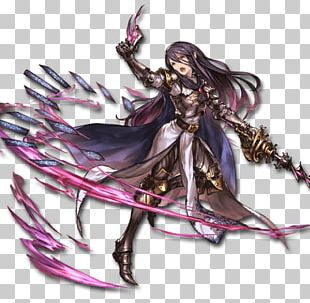 Granblue Fantasy Character Concept Art Game PNG