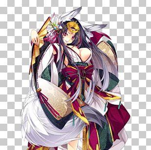 Tamamo-no-Mae Fox Fate/Grand Order Legend PNG