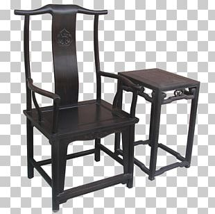 Table Chair Furniture Antique PNG