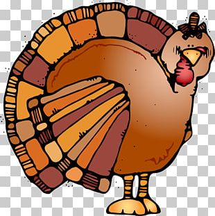 Thanksgiving Turkey Meat PNG