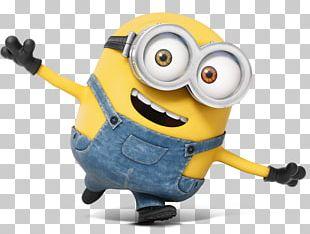 Bob The Minion Minions Despicable Me Minion Mayhem Universal S PNG
