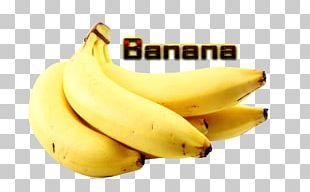 Cooking Banana 3D Computer Graphics Fruit PNG