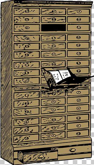Drawer Filing Cabinet Flat File PNG