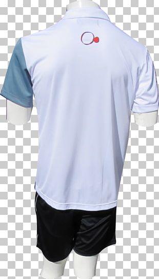 T-shirt Tennis Polo Team Sport Sleeve Shoulder PNG