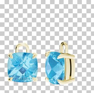 Earring Turquoise Gemstone Jewellery Topaz PNG