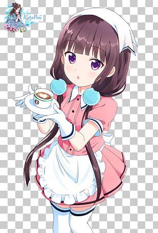 Blend S Manga Anime PNG