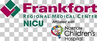 Frankfort Regional Medical Center Logo Hospital Brand Neonatal Intensive Care Unit PNG