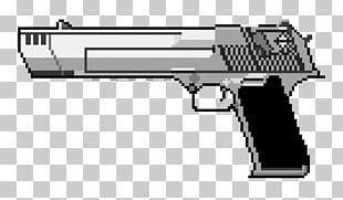 IMI Desert Eagle Firearm Weapon Gun Barrel Pistol PNG