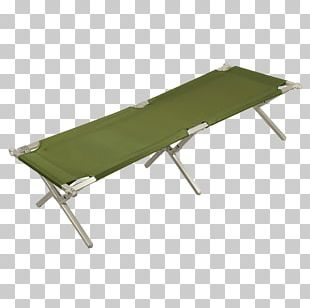 Camp Beds Military Surplus Army G.I. PNG