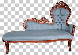 Chaise Longue Table Chair Couch Bench PNG