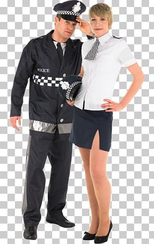 Costume Party Clothing Police Officer T-shirt PNG