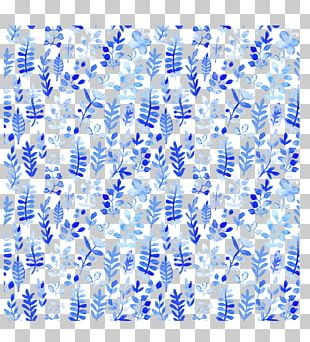 Watercolor Painting Pattern PNG