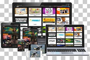 Over-the-top Media Services Television Video Advertising HTML5 Video PNG
