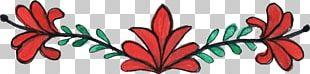 Petal Flower Drawing PNG