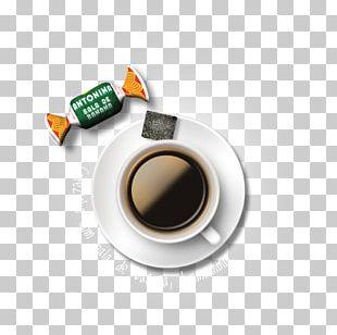 Coffee Cup Espresso Cafe Café Au Lait PNG