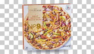 Italian Cuisine Pizza Vegetarian Cuisine Salsa Picard Surgelés PNG