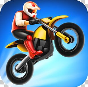 Bike Rivals Miniclip.com Android Motorcycle PNG